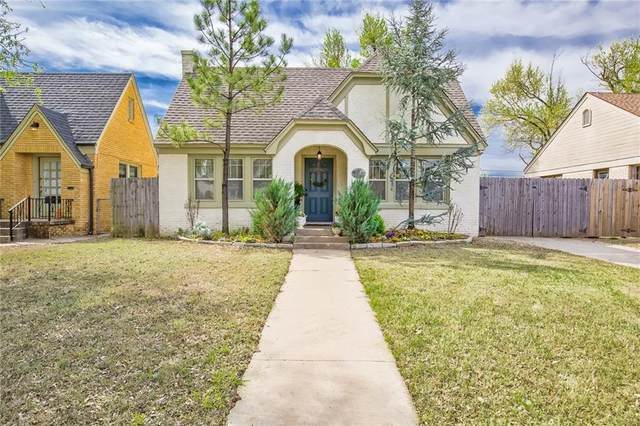 1136 NW 43rd Street, Oklahoma City, OK 73118 (MLS #906533) :: Keri Gray Homes