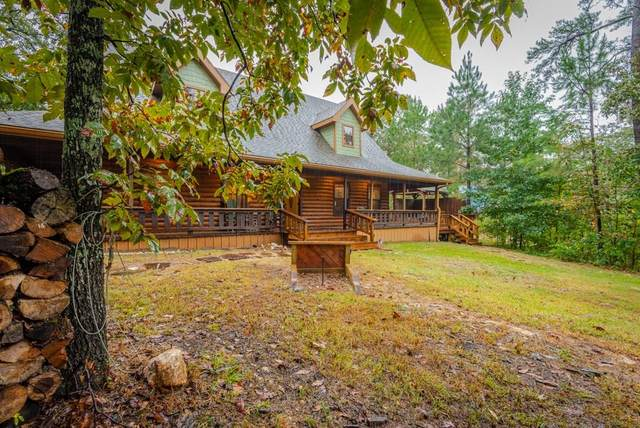 302 Orca Road, Broken Bow, OK 74728 (MLS #906561) :: Homestead & Co