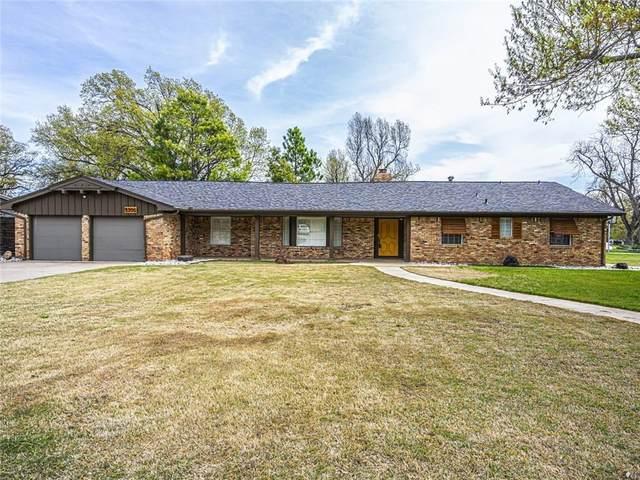 3300 N State Street, Oklahoma City, OK 73122 (MLS #906571) :: Homestead & Co