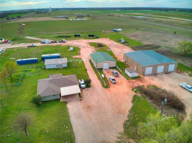 4161 N Gregory Road, El Reno, OK 73036 (MLS #906604) :: Homestead & Co