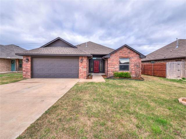 1309 Macalpine Street, Moore, OK 73160 (MLS #906625) :: Homestead & Co