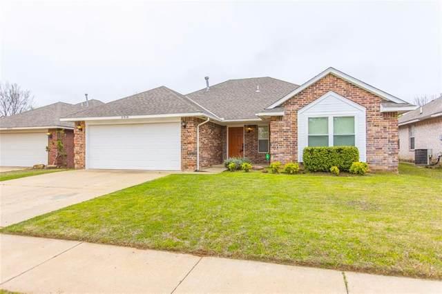 21910 Homesteaders Place, Edmond, OK 73012 (MLS #906644) :: Homestead & Co