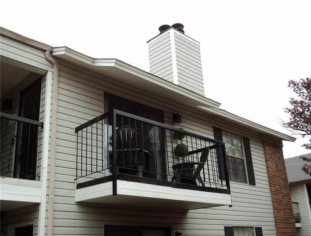 3000 Chautauqua Avenue #211, Norman, OK 73072 (MLS #906674) :: Homestead & Co
