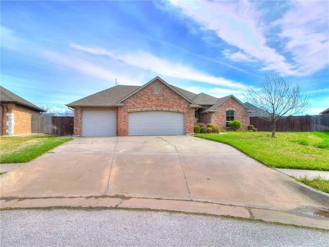3005 SW 135th Terrace, Oklahoma City, OK 73170 (MLS #906677) :: Homestead & Co