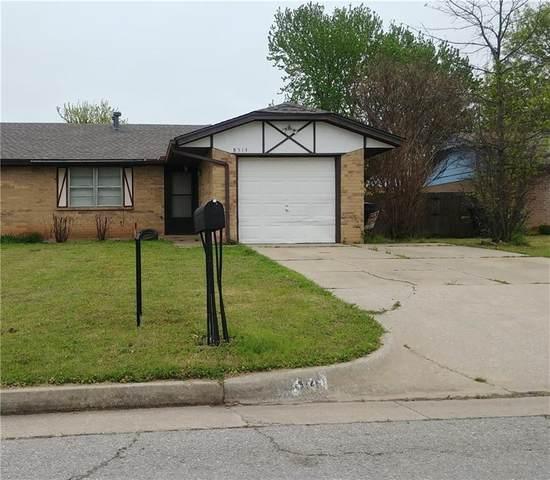 8314 S Brookline Avenue, Oklahoma City, OK 73159 (MLS #906693) :: Homestead & Co