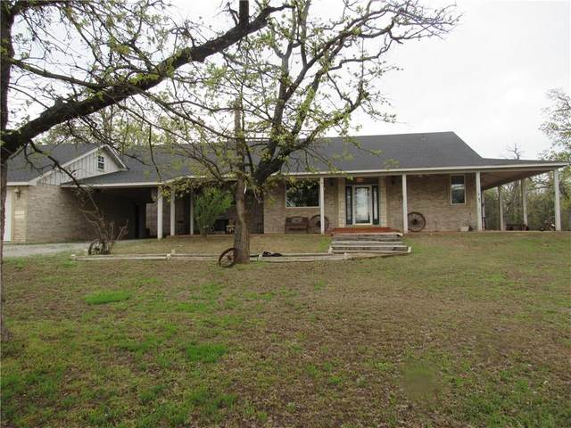 29705 E County Road 1650 Road, Elmore City, OK 73433 (MLS #906696) :: Homestead & Co