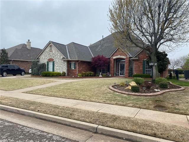 10709 Fairway Avenue, Oklahoma City, OK 73170 (MLS #906710) :: Homestead & Co