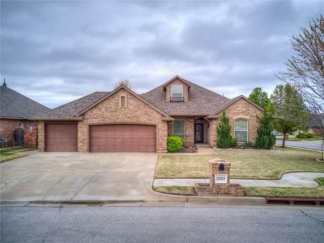 2909 SW 136th Street, Oklahoma City, OK 73170 (MLS #906716) :: Homestead & Co