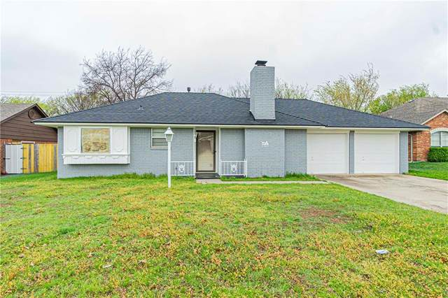 2305 Edgewood Drive, Moore, OK 73160 (MLS #906717) :: Homestead & Co