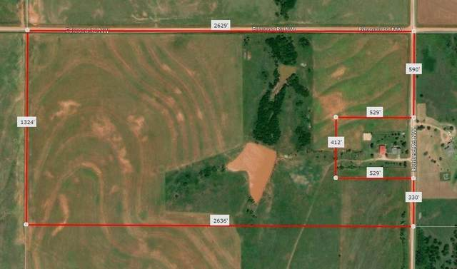 Nw 178th & Richland Rd, Piedmont, OK 73078 (MLS #906723) :: Homestead & Co