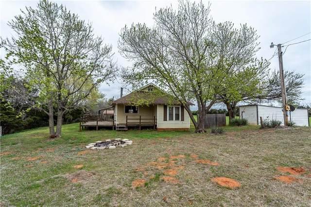 10346 N 2420 Road, Weatherford, OK 73096 (MLS #906731) :: Homestead & Co