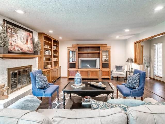3608 Bellwood Drive, Norman, OK 73072 (MLS #906744) :: Homestead & Co