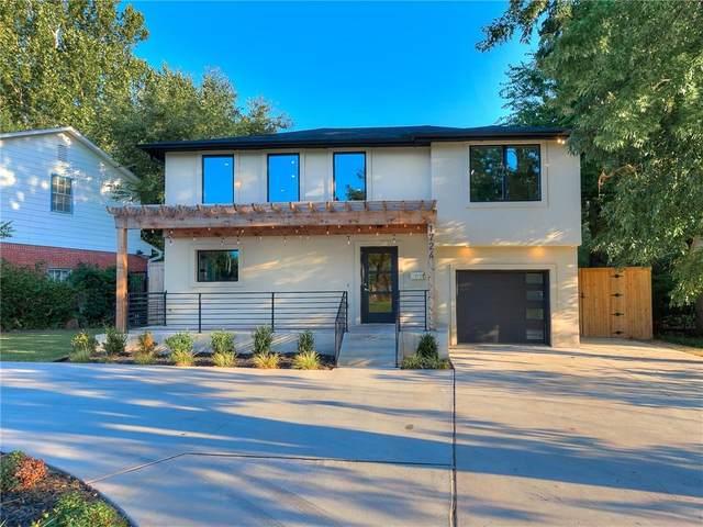 1724 NW 36th Street, Oklahoma City, OK 73118 (MLS #906749) :: Homestead & Co