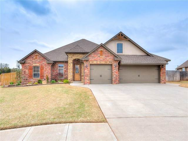 3006 Turnberry Court, Norman, OK 73069 (MLS #906764) :: Homestead & Co