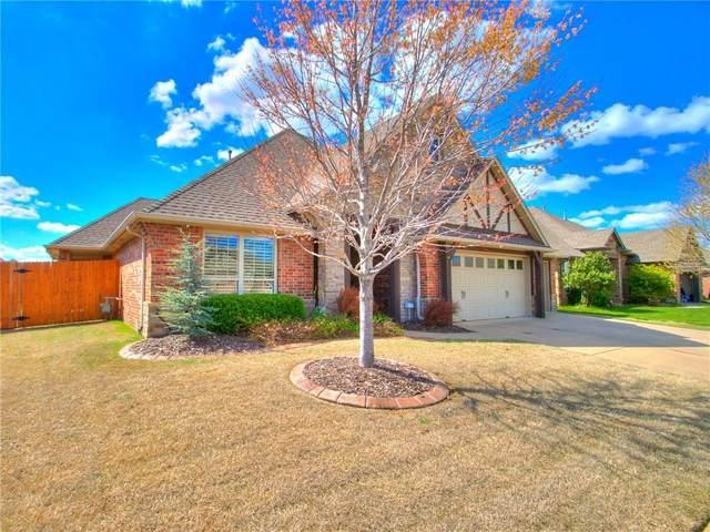 17417 N White Hawk Drive, Edmond, OK 73012 (MLS #906766) :: Homestead & Co