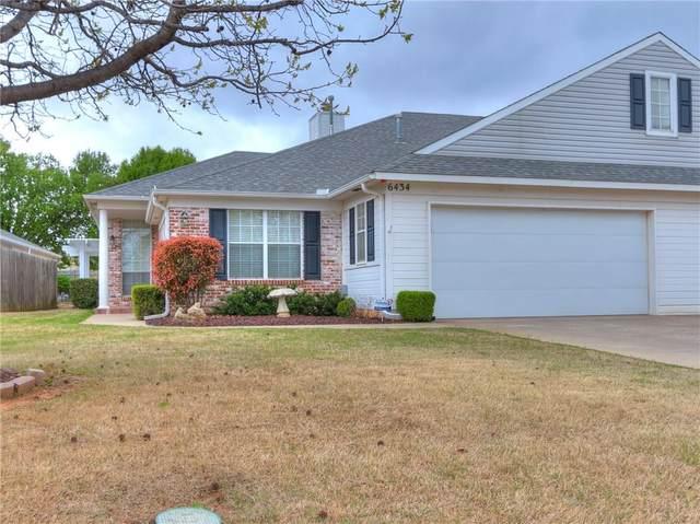 6434 Masons Drive, Oklahoma City, OK 73142 (MLS #906769) :: Homestead & Co