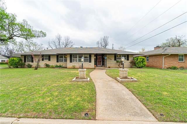 3100 NW 35th Place, Oklahoma City, OK 73112 (MLS #906773) :: Homestead & Co