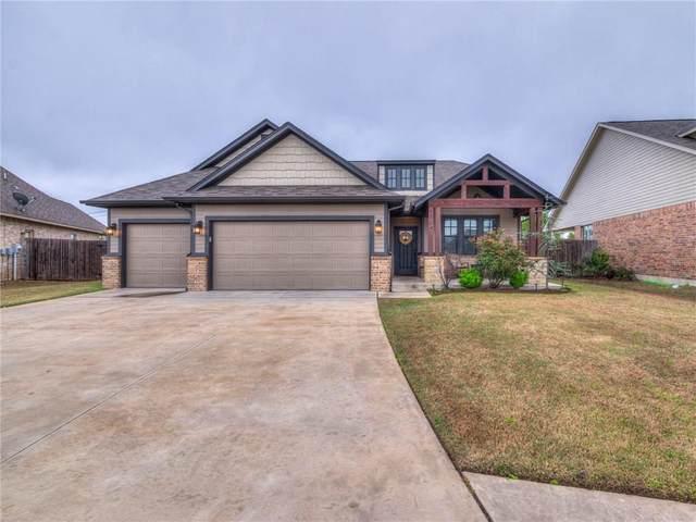 1004 NE 20th Place, Moore, OK 73160 (MLS #906778) :: Homestead & Co