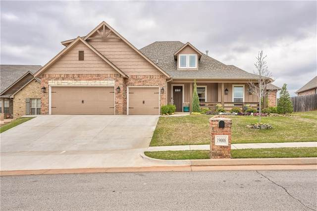 19008 Barnstable Court, Edmond, OK 73012 (MLS #906780) :: Homestead & Co