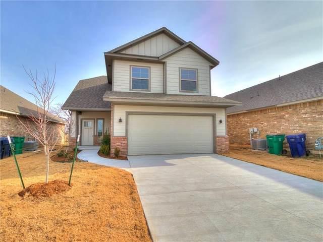 13712 Paddington Avenue, Oklahoma City, OK 73142 (MLS #906781) :: Homestead & Co