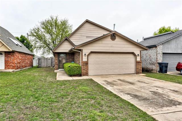 1503 SW 20th Street, Moore, OK 73170 (MLS #906792) :: Homestead & Co