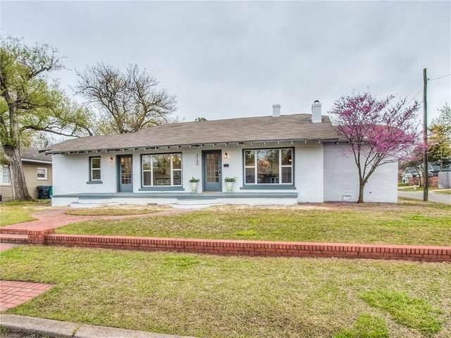 2130 NW 21st Street, Oklahoma City, OK 73107 (MLS #906795) :: Homestead & Co