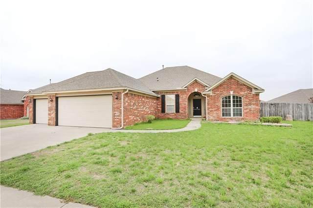 15915 Stone Meadows Drive, Oklahoma City, OK 73170 (MLS #906796) :: Erhardt Group at Keller Williams Mulinix OKC