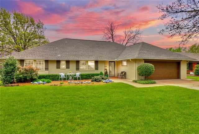 1928 NW 56th Terrace, Oklahoma City, OK 73118 (MLS #906804) :: Homestead & Co