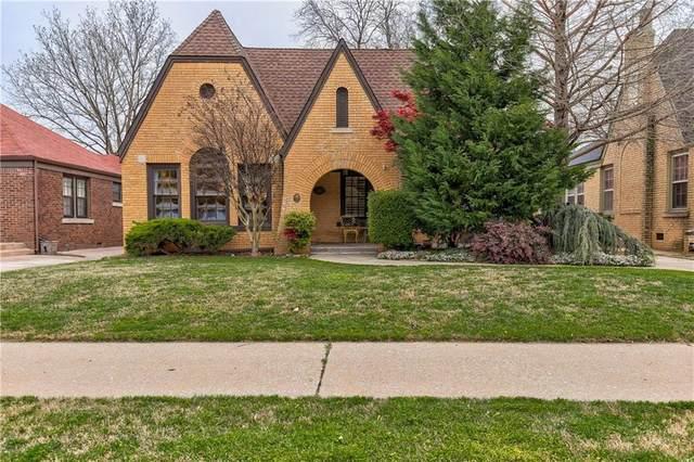 225 NW 35th Street, Oklahoma City, OK 73118 (MLS #906805) :: Homestead & Co