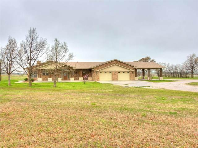 6608 S Manning Road, El Reno, OK 73036 (MLS #906807) :: Homestead & Co
