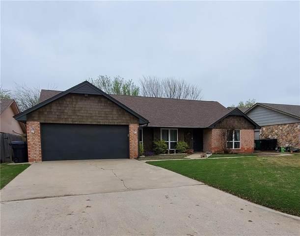 8217 Willow Creek Boulevard, Oklahoma City, OK 73162 (MLS #906826) :: Homestead & Co