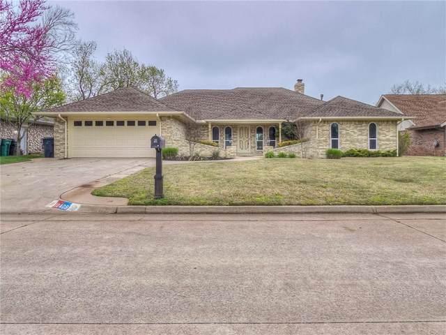 10409 Long Meadow Road, Oklahoma City, OK 73162 (MLS #906827) :: Homestead & Co