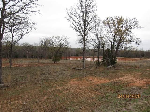 2515 Pecan Creek Ridge, Newalla, OK 74857 (MLS #906836) :: Homestead & Co