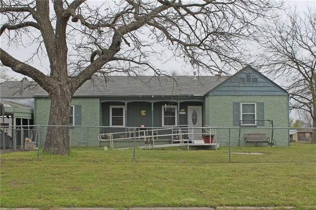 105 W 6th Street, Wewoka, OK 74884 (MLS #906844) :: Homestead & Co
