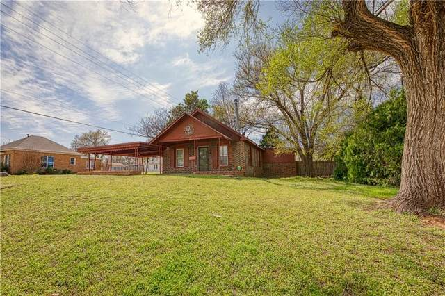 701 N Adams Avenue, Elk City, OK 73644 (MLS #906846) :: Homestead & Co