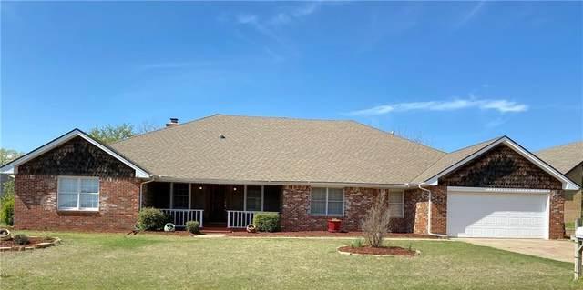 2825 Silver Glade Road, Oklahoma City, OK 73120 (MLS #906871) :: Homestead & Co