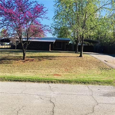 224 E Pine Street, Binger, OK 73009 (MLS #906914) :: Homestead & Co