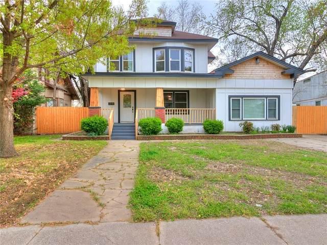 1216 NW 32nd Street, Oklahoma City, OK 73118 (MLS #906970) :: Homestead & Co