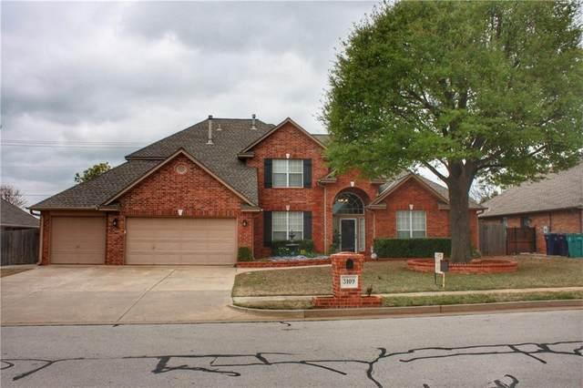 3109 Sw 105th Terrace, Oklahoma City, OK 73170 (MLS #906997) :: Erhardt Group at Keller Williams Mulinix OKC