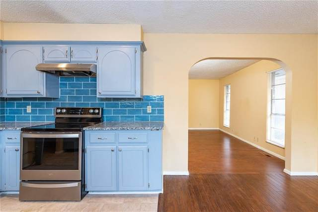 7400 NW 31st Terrace, Bethany, OK 73008 (MLS #907014) :: Homestead & Co