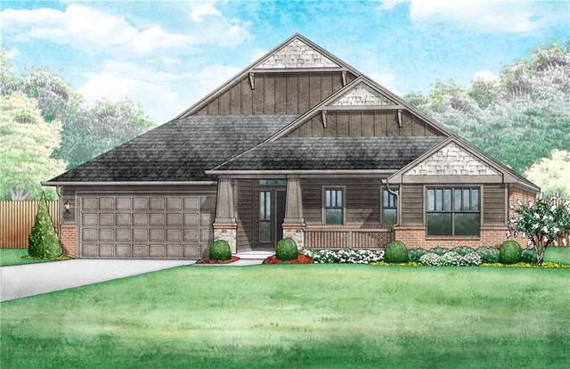 16129 Tall Grass Drive, Moore, OK 73170 (MLS #907070) :: Homestead & Co