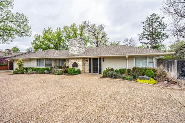 1803 Drakestone Avenue, Nichols Hills, OK 73120 (MLS #907089) :: Homestead & Co