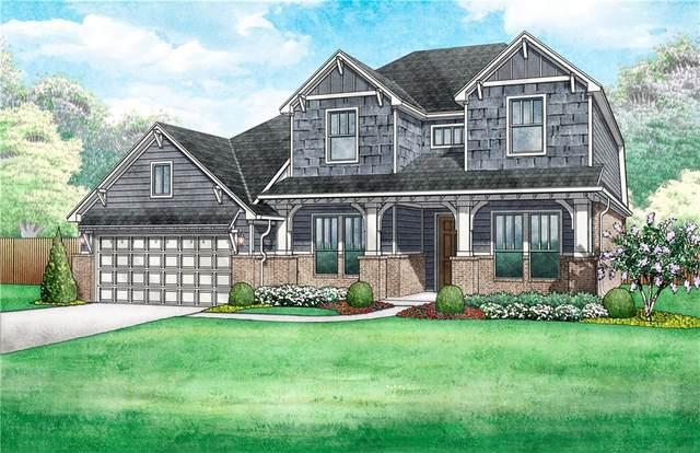 16120 Tall Grass Drive, Moore, OK 73170 (MLS #907103) :: Homestead & Co