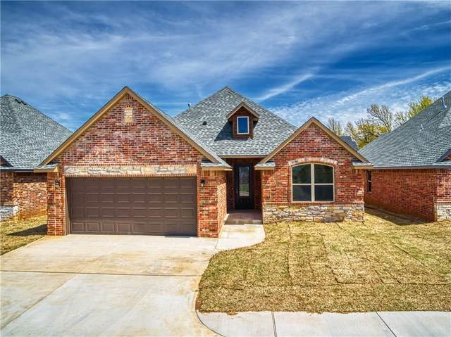 1213 Crimson Creek Circle, El Reno, OK 73036 (MLS #907127) :: Homestead & Co