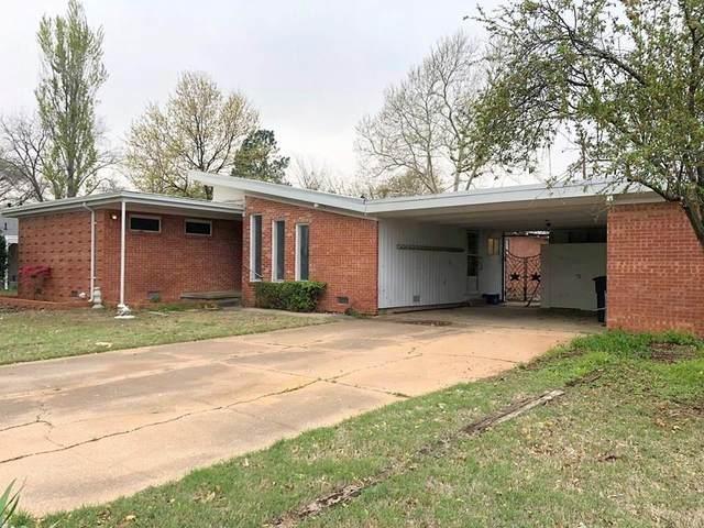 1928 N Oklahoma Avenue, Shawnee, OK 74804 (MLS #907229) :: Homestead & Co