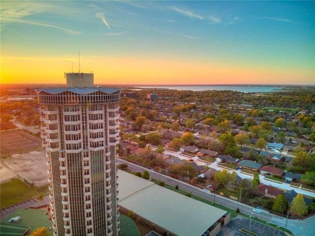 5900 Mosteller Drive #44, Oklahoma City, OK 73112 (MLS #907369) :: Homestead & Co