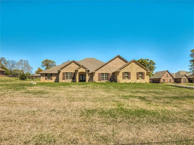12047 Griffin Lane, Choctaw, OK 73020 (MLS #907421) :: Homestead & Co