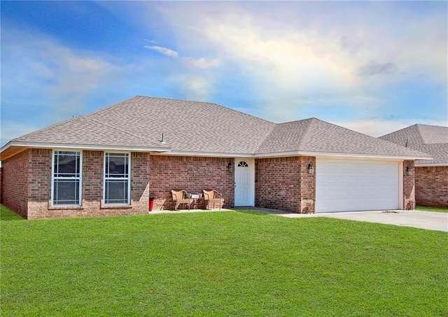 122 Ranch Road, Elk City, OK 73644 (MLS #907480) :: Homestead & Co
