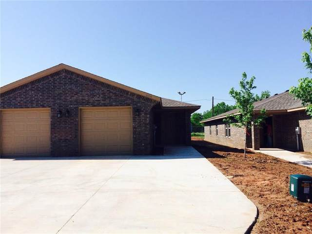 600 SE 51st Street, Oklahoma City, OK 73129 (MLS #907509) :: Keri Gray Homes