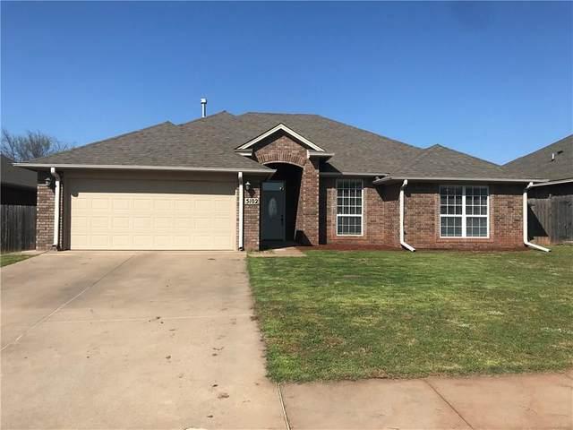 5102 W 2ND Avenue, Stillwater, OK 74074 (MLS #907555) :: Homestead & Co